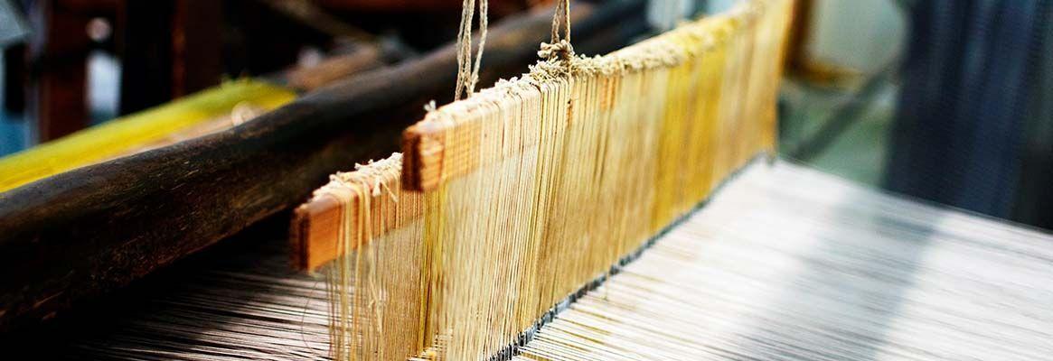 Modernisation of Handlooms for Silk Saree Weaving