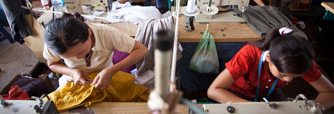 Ethical Sourcing - working with social responsibilities & fairness