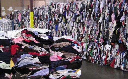 Post-consumer waste recycling in Textiles - Fibre2Fashion