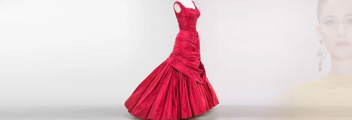 Evening gowns define fashion