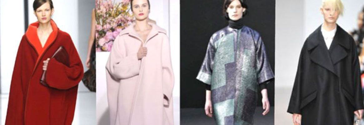 The Oversize trend - fashion goes loose
