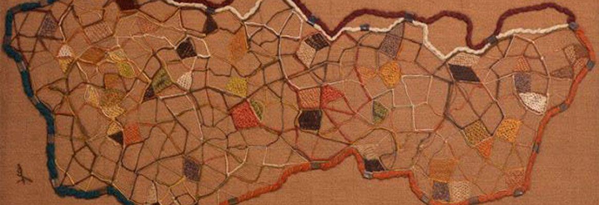 Mariska Karasz Embroidery