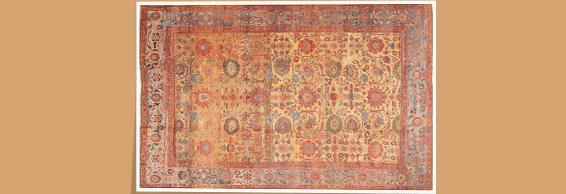 The Art Nouveau Carpets of Paul Horti