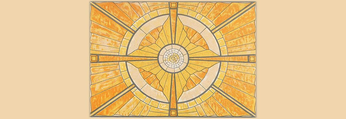 Peter Behrens and Decoration as Contemplative Symbol