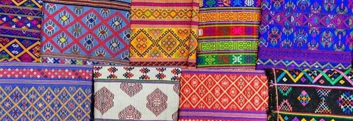 Ethnic Textile Designs from Rajasthan