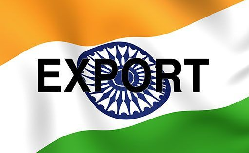 Indian Exports After Rupee Fall: On A High