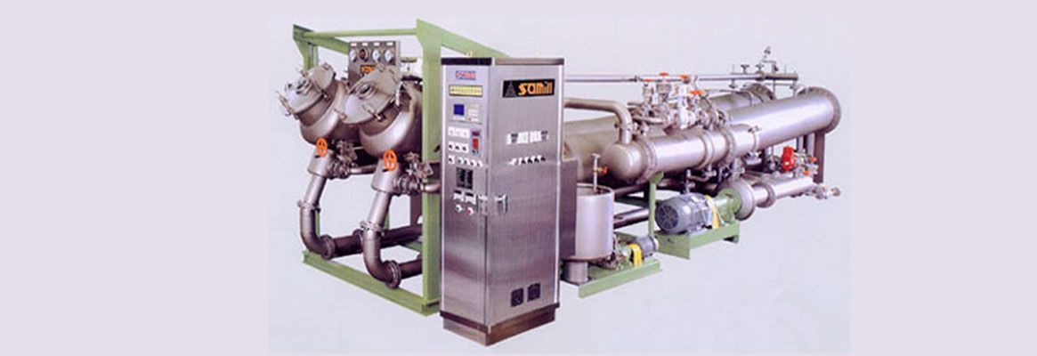 Dyeing Process of Jigger Dyeing Machine