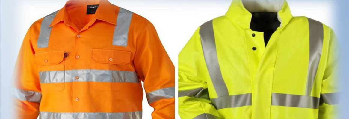 I see you: Use of reflective clothing