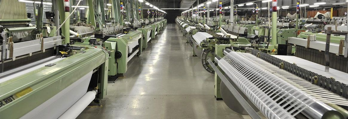 Automation: Conferring power to weaving