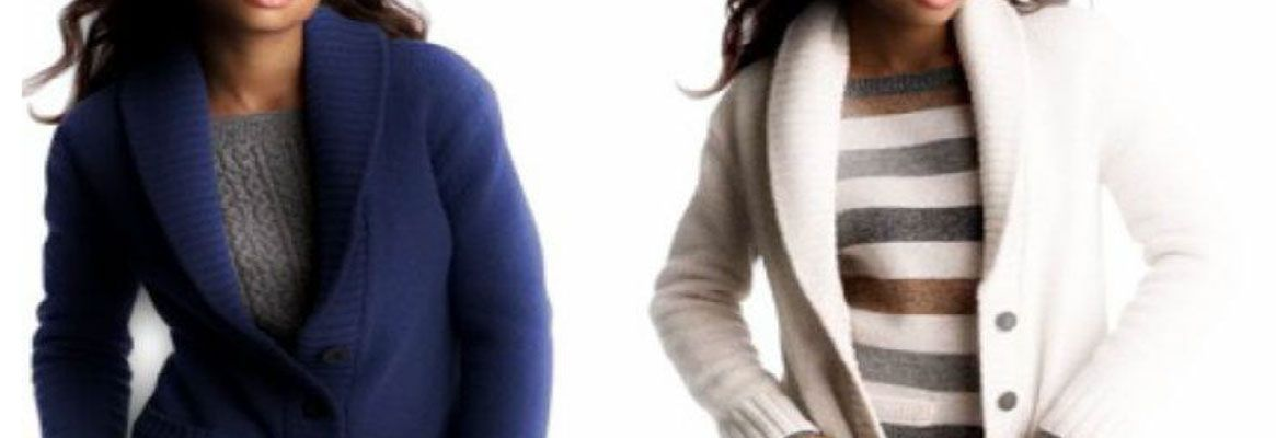 Cardigans vs. Sweaters: The knitwear debate