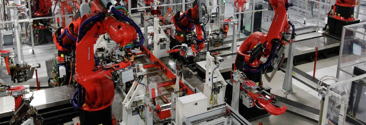 Use of Robots in the Garment Industry, Automation Technology