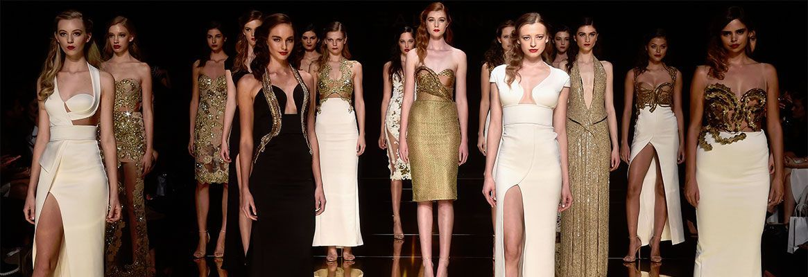 Fashions new runway: Wall Street