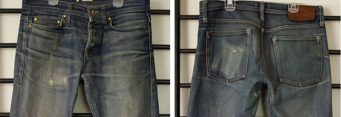 Water-free laser technology for denims
