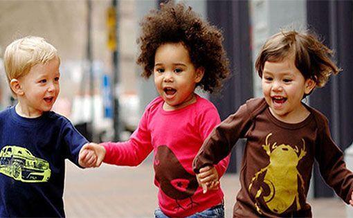Eco safe children wear