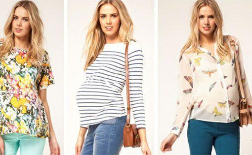 Ever evolving maternity wear