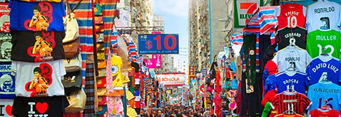 Apparel Market of Hong Kong