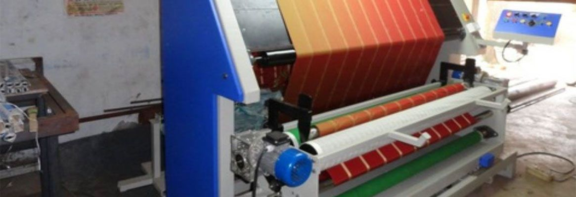 Automated Fabric Inspection used in Garment Industry