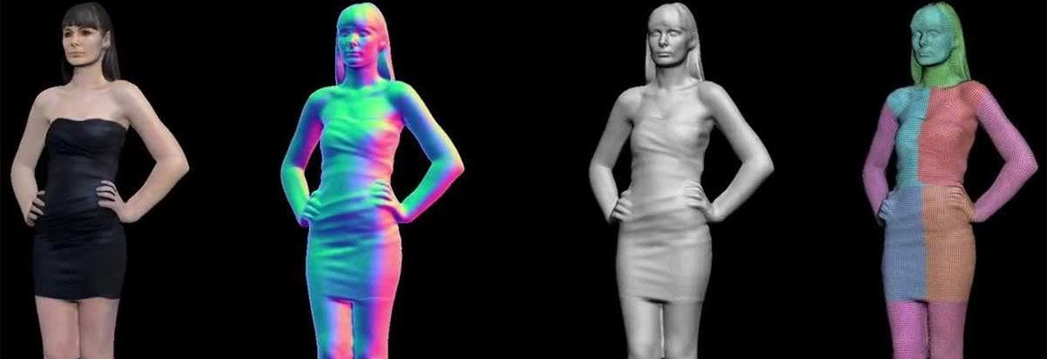 3D Body scanning for the perfect fit