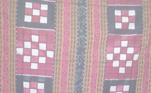 Evolution in Design of Passapalli Ikkat of Odisha