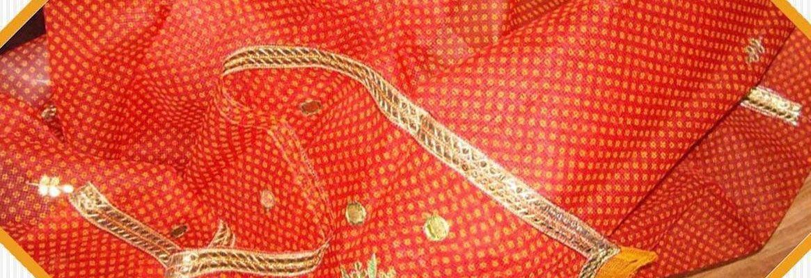 Hand Crafted Elegance Kota Doria