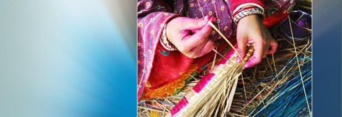 Sikki natural fibre handicrafts - marketing challenges & opportunities