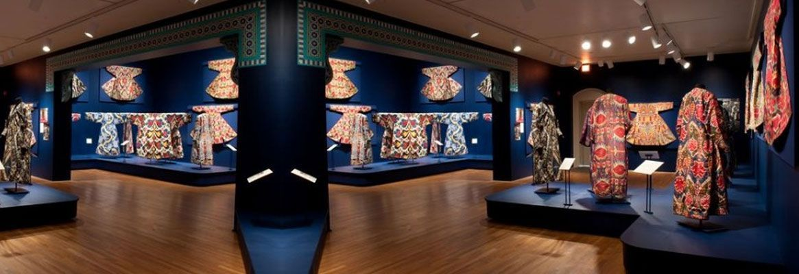 Textile history still alive in museums
