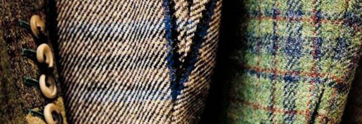 Contemporary designers utilising the comfort of tweed