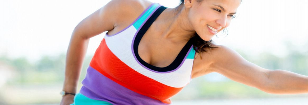 Fitness fever puts spotlight on activewear