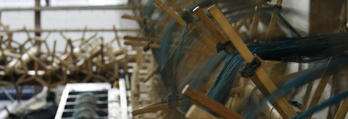 Revival of Italian silk industry
