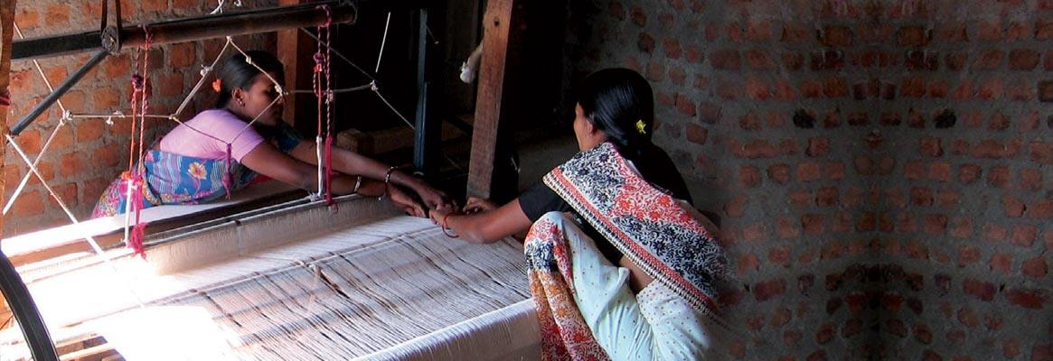 Malkha Fabric: A sustainable handloom with specific identity