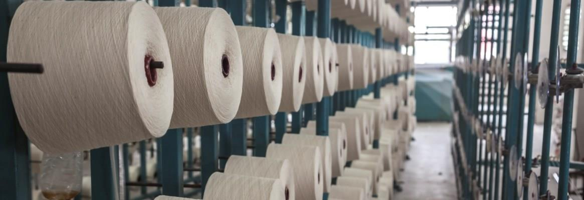 Textile mills need to give priority to compressed air