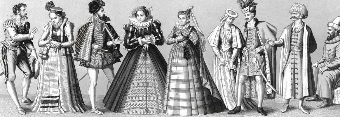 Evolution Of French Fashion From 16th To 19th Century Fibre2fashion