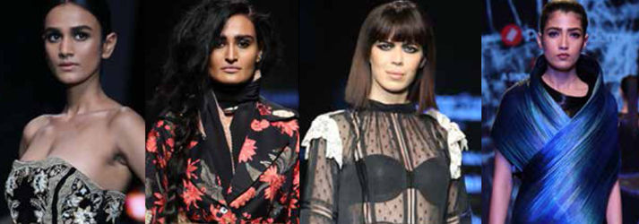 Trendy fabrics hold sway at Amazon IFW