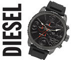 Exclusive Watches with DIESEL