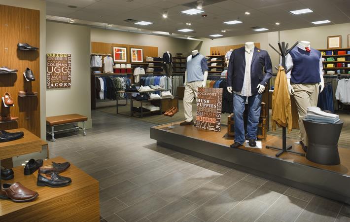 DXL Big + Tall Men's Apparel store