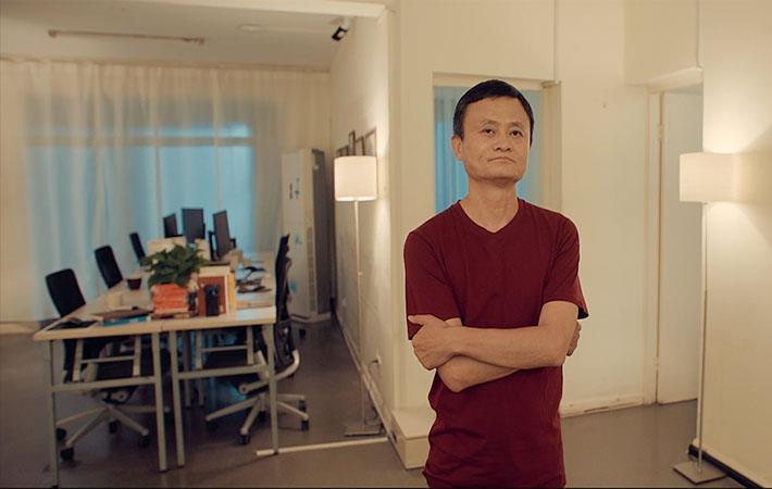 Jack Ma. Pic: Alizila