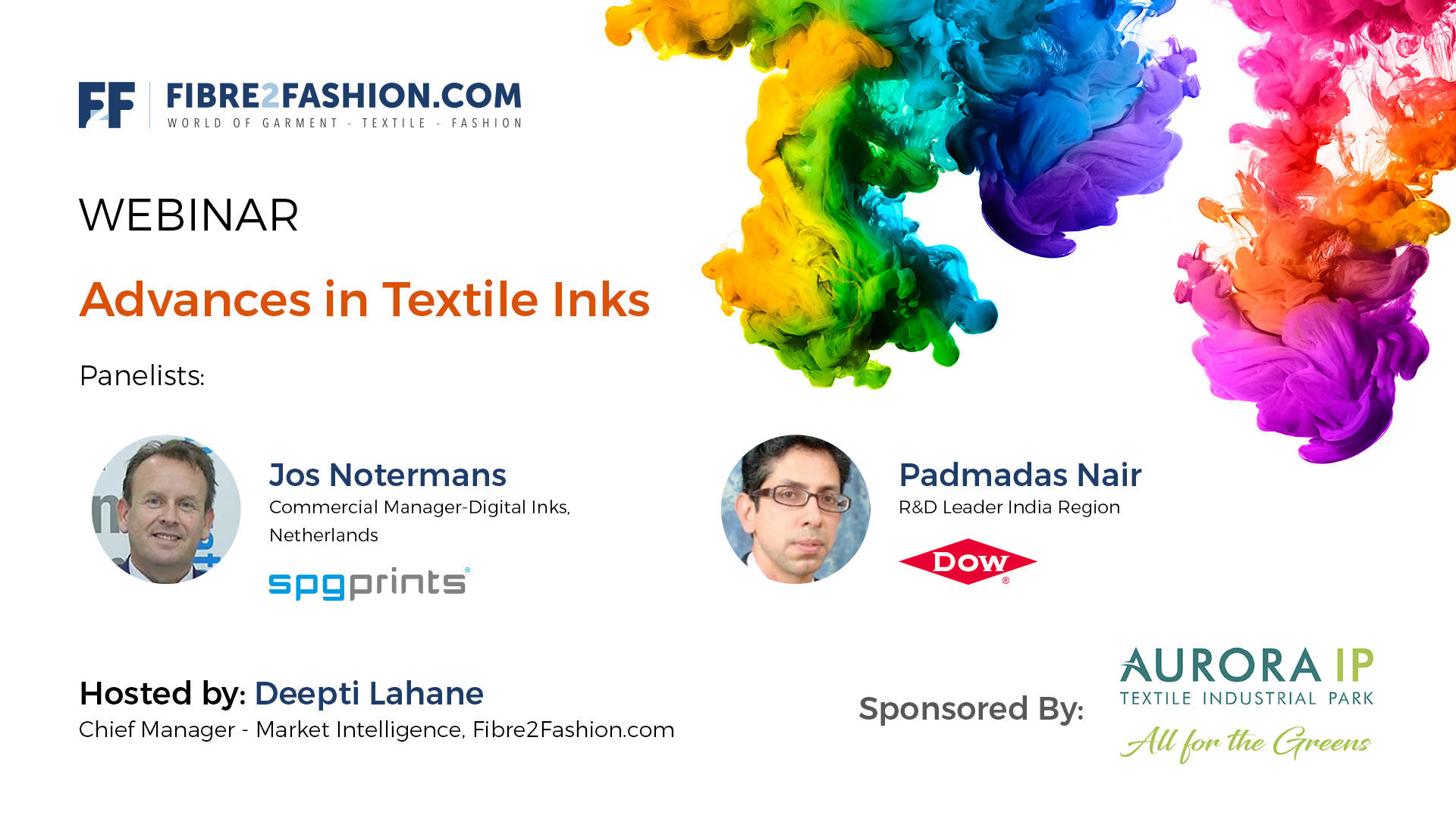 Advances in Textile Inks