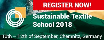 Sustainable Textile School 2018