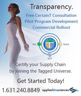 CertainT Supply Chain Authenticity Platform