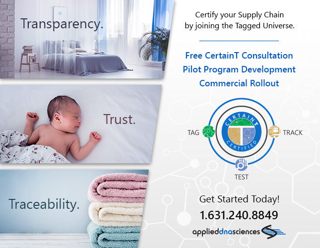 CertainT Supply Chain Authenticity Platform