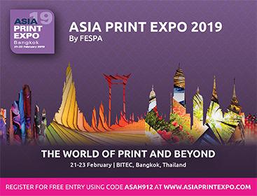 Fespa Asia 2019