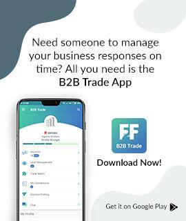 B2B Trade App