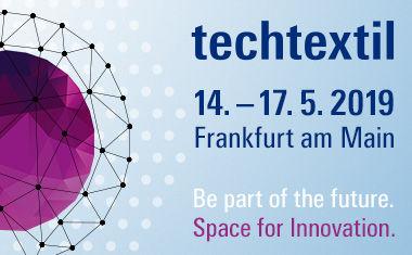 Techtextil Frankfurt 2019