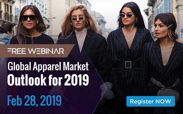 Global Apparel Market Outlook 2019