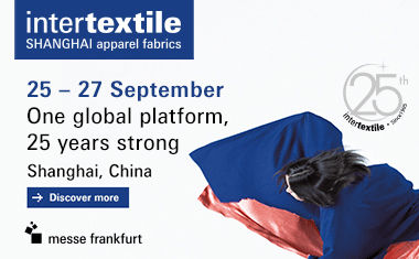 Intertextile Shanghai Apparel Fabrics 2019
