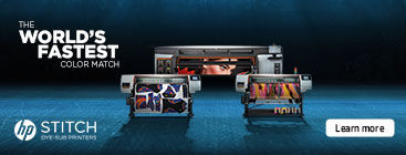 HP Stitch Dye-Sub Printers