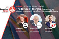 How will action on climate change transform the apparel industry | Free Webinar | Register Now