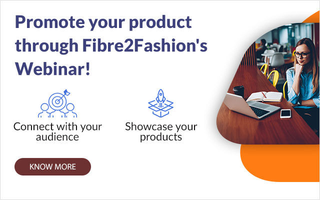 Fibre2Fashion's Webinar