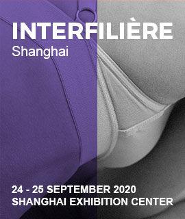 Interfiliere Shanghai 2020