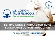 Setting A New Standard for More Sustainable Cotton Production | KNOW MORE